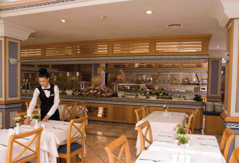 Restaurante Hotel Riu Playa Park Playa de Palma