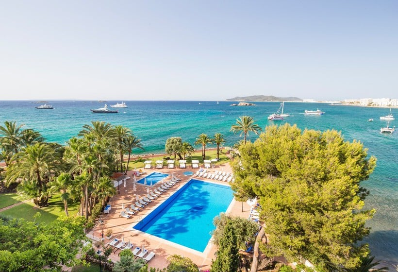 Piscina Hotel THB Class Los Molinos - Adults Only Ibiza Ciudad