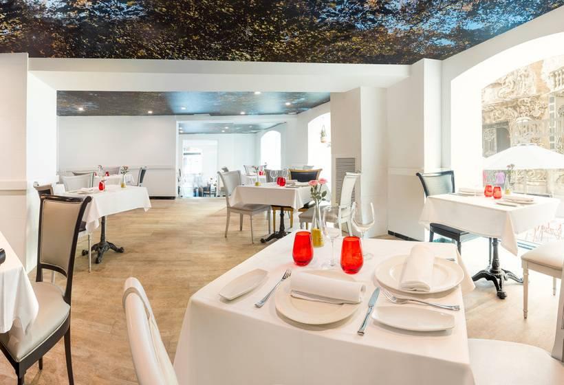 Restaurante SH Inglés Boutique Hotel Valencia