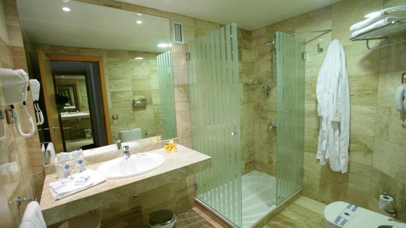 Cuarto de baño Cantur City Hotel Las Palmas de Gran Canaria