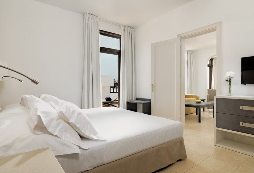 Zonas comunes H10 Suites Lanzarote Gardens Costa Teguise