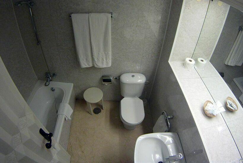 Cuarto de baño Hotel Concorde Las Palmas de Gran Canaria
