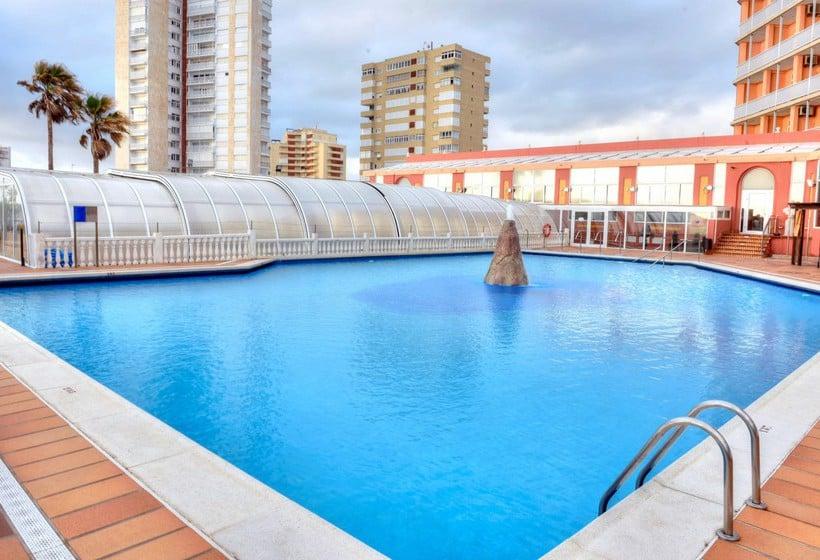 Piscina Hotel Entremares La Manga del Mar Menor