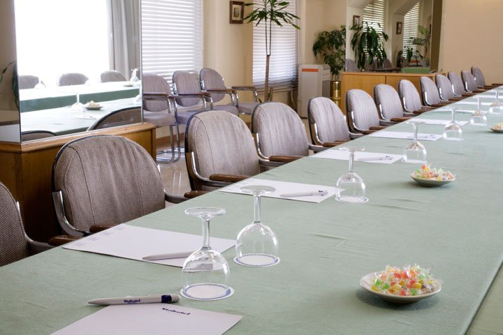 Salas de reuniones Hotel Gran Atlanta Madrid