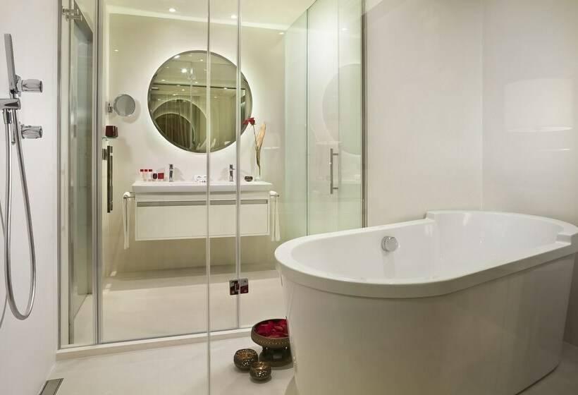 Hotel gran meli palacio de los duques en madrid destinia for Sala 091 madrid