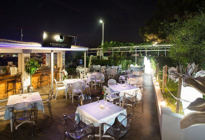 Cafetería Hotel Izán Cavanna La Manga del Mar Menor