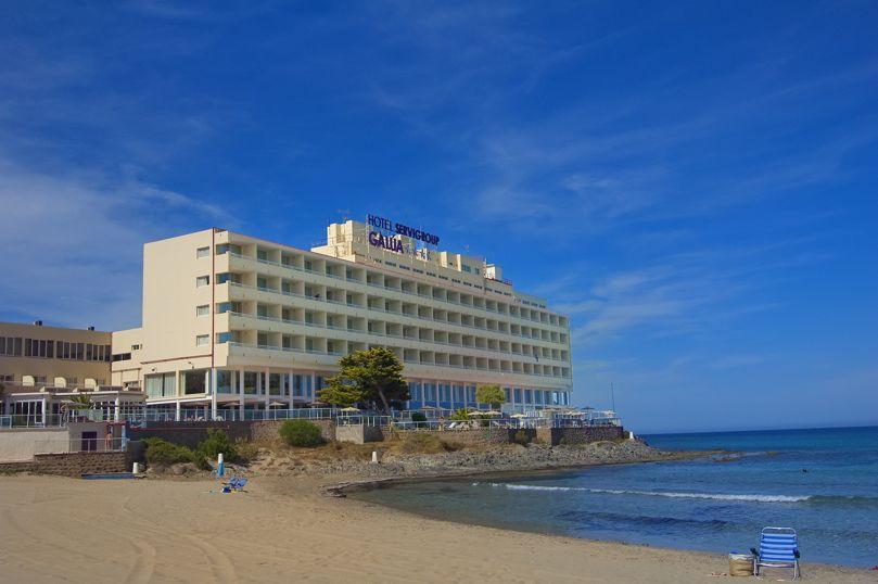 Exterior Hotel Servigroup Galúa La Manga del Mar Menor