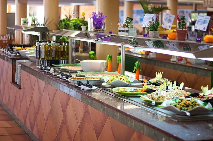 Restaurante Hotel Servigroup Galúa La Manga del Mar Menor