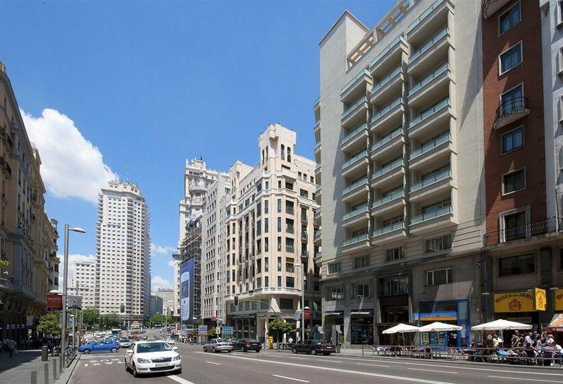 Hotel tryp madrid plaza espa a en madrid destinia Hoteles en madrid espana