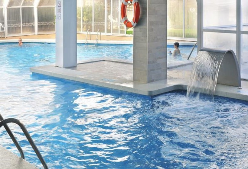 Hotel ght aquarium spa en lloret de mar destinia for Piscinas actur