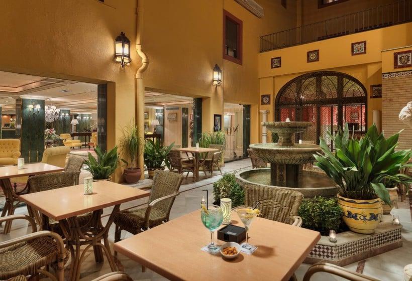 H10 corregidor boutique hotel en sevilla destinia for Boutique hotel sevilla