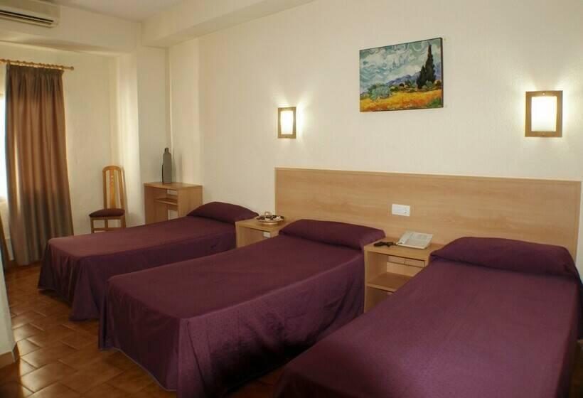 Habitación Hotel Kristal Torremolinos