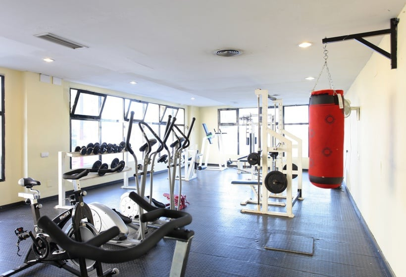 Instalaciones deportivas Hotel Marconfort Beach Club All Inclusive Torremolinos