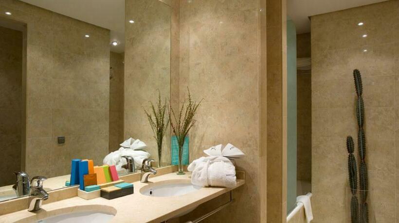 Cuarto de baño Hotel Silken Al-Andalus Palace Sevilla