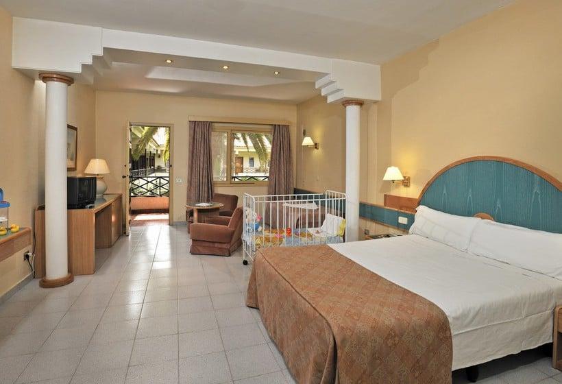 Hotel parque san antonio en puerto de la cruz destinia - Hotel sol puerto de la cruz ...
