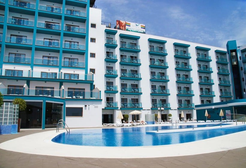Piscina Hotel Ritual Torremolinos - Adults Only