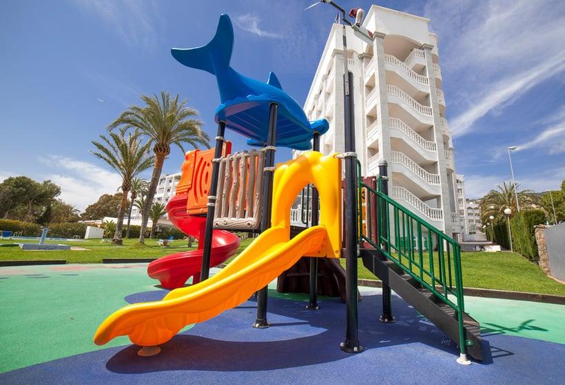Instalaciones infantiles Gran Hotel Las Fuentes Alcocéber