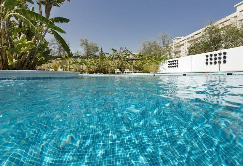Piscina Hotel Elba Motril Beach & Business