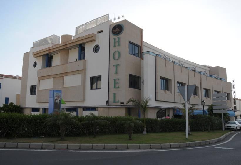 Exterior Hotel Puerto de Las Nieves Agaete