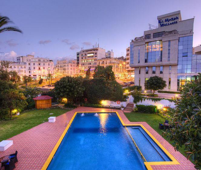 Hotel el minzah en t nger desde 44 destinia for Boutique hotel tanger