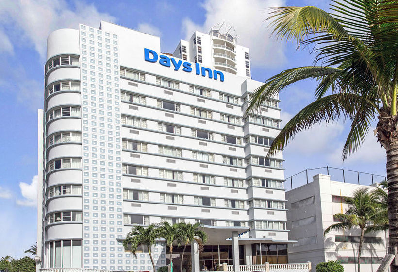 Days Inn Miami Beach Oceanside Miami Beach Fl United States