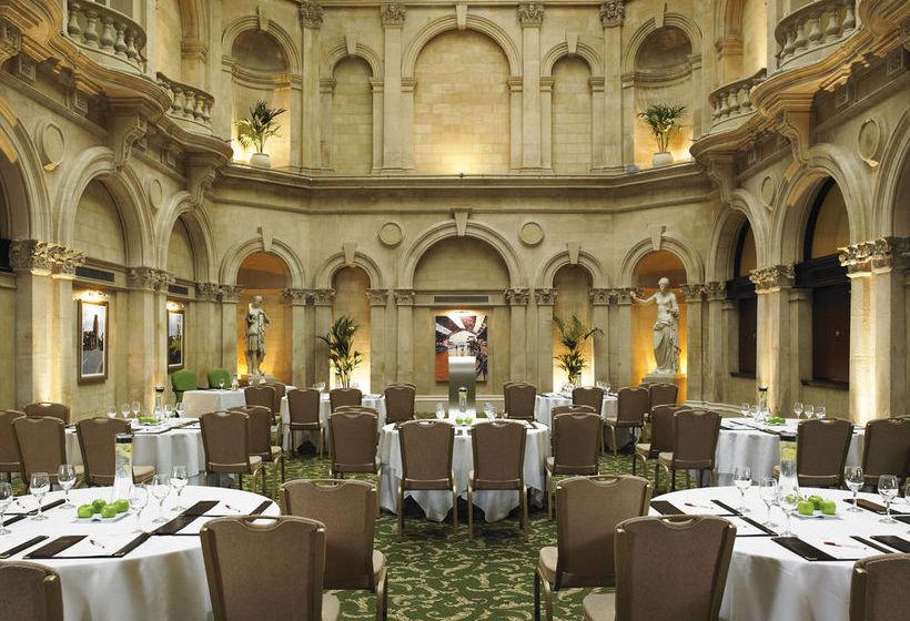 Bristol Marriott Royal Hotel Parking