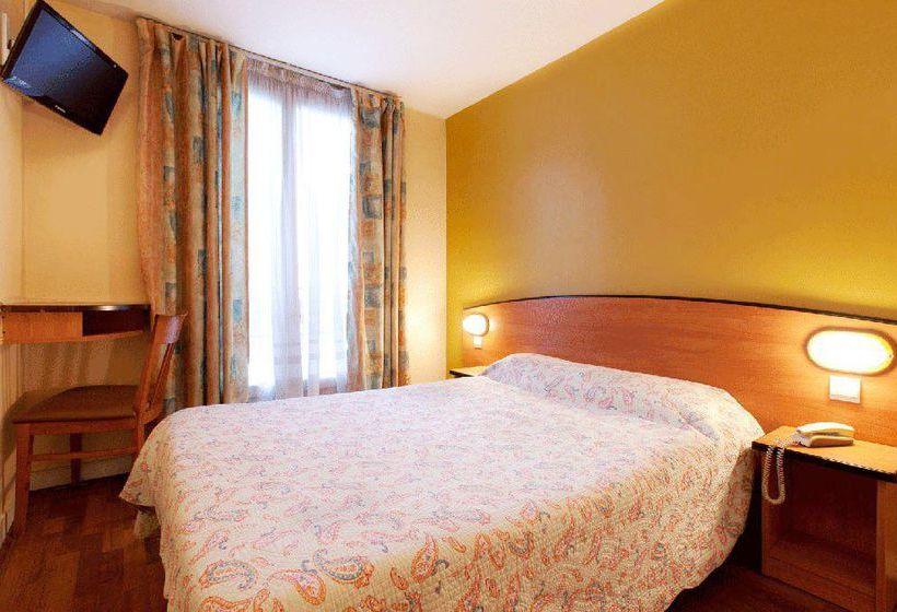 Hotel Hibiscus Republique París