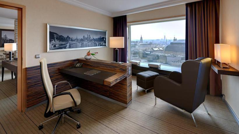 Habitación Hotel Hilton Frankfurt