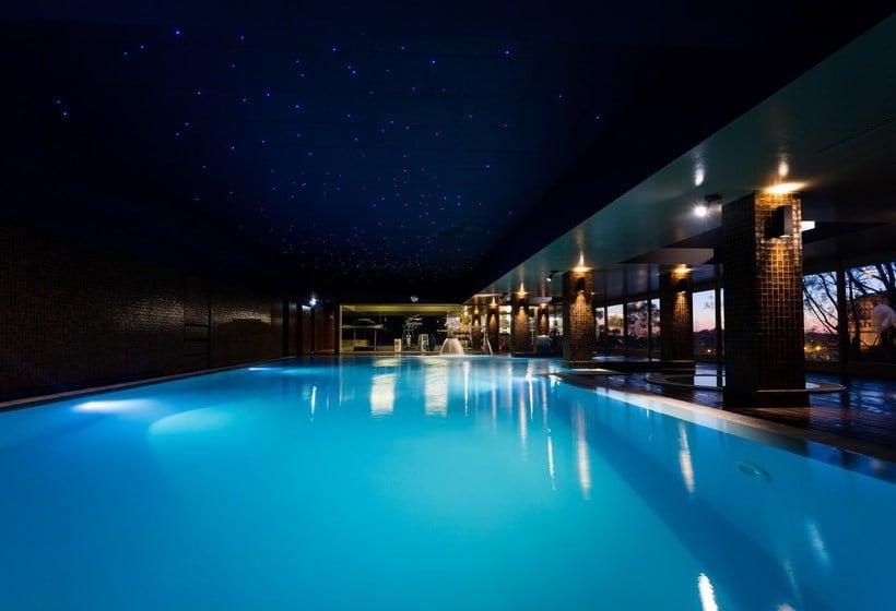 Santana hotel spa en vila do conde destinia for Hotel spa familiar
