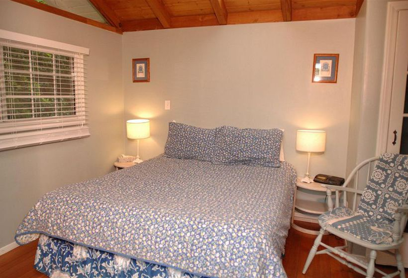 Hotel Secret Garden Inn Amp Cottages En Santa Barbara Destinia