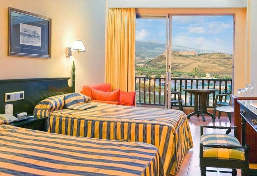 Habitación Diverhotel Tenerife Spa & Garden Puerto de la Cruz