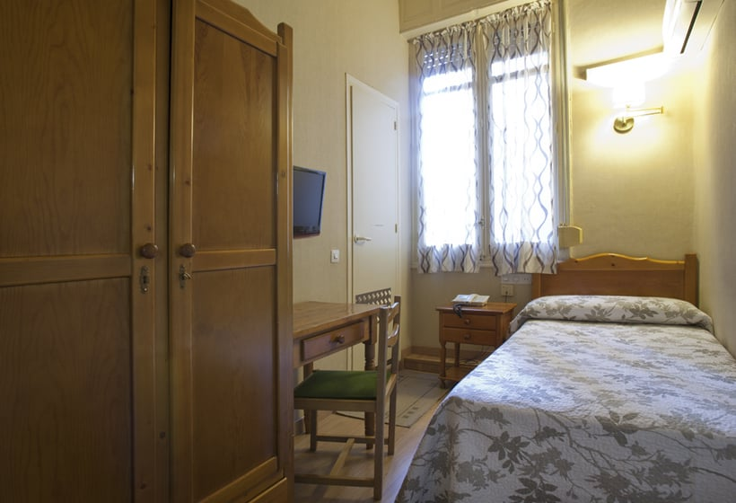 Hostal Andorra Madrid