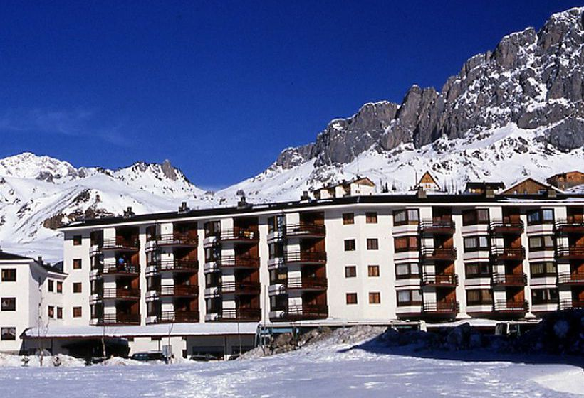 Hotel Nievesol en Formigal (Octubre)