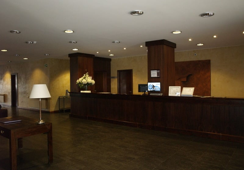 Recepción Hotel Saliecho Formigal