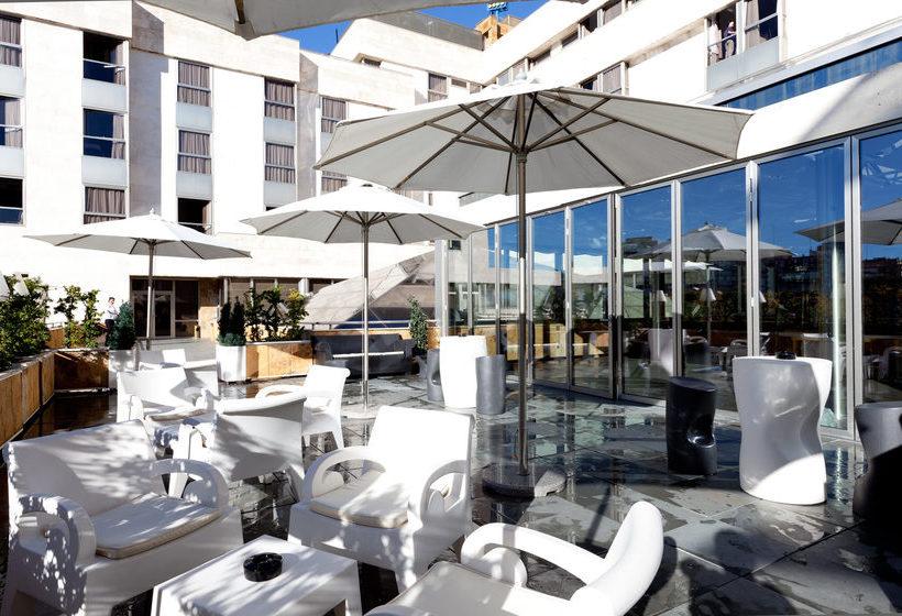 Exterior Hotel Villamadrid Madrid