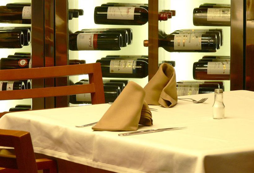 Restaurante Hotel Tryp Valencia Feria