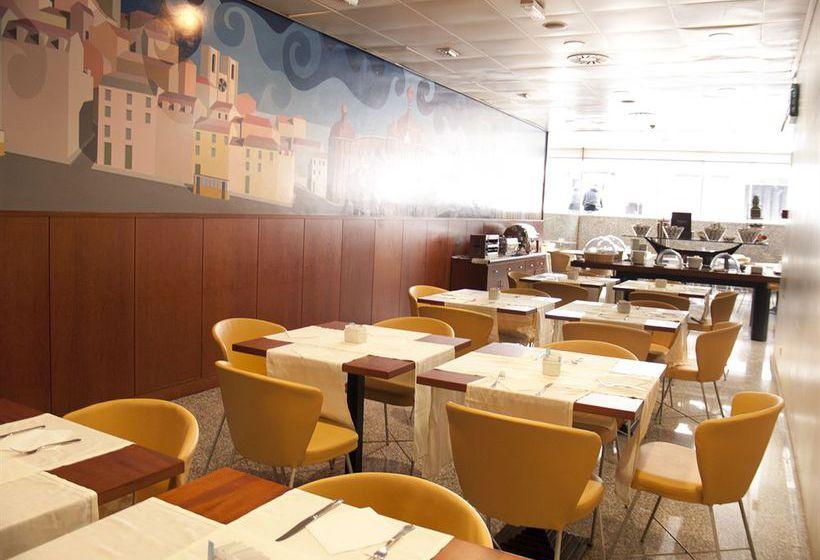 Restaurante Hotel 3K Madrid Lisboa