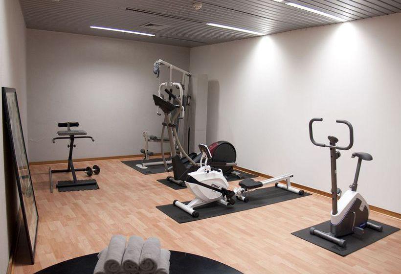 Instalaciones deportivas Hotel 3K Madrid Lisboa
