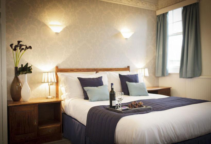Rye Lodge Hotel Menu