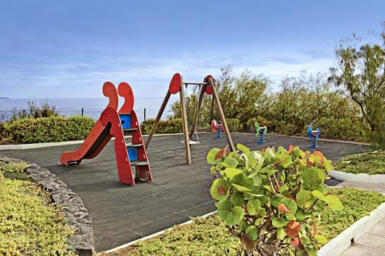 Instalaciones infantiles H10 Costa Salinas Playa de los Cancajos