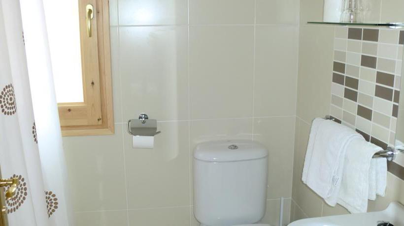 Cuarto de baño Hostal Ribera El Pont de Suert