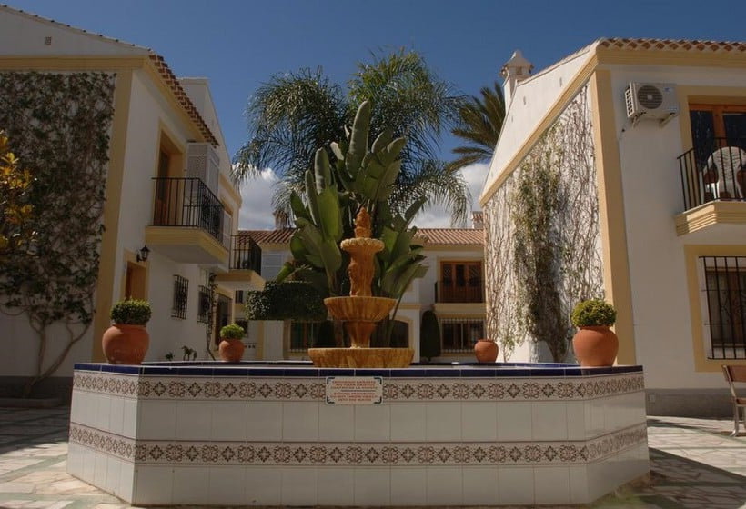 Zonas comunes Apartamentos Vera Coast