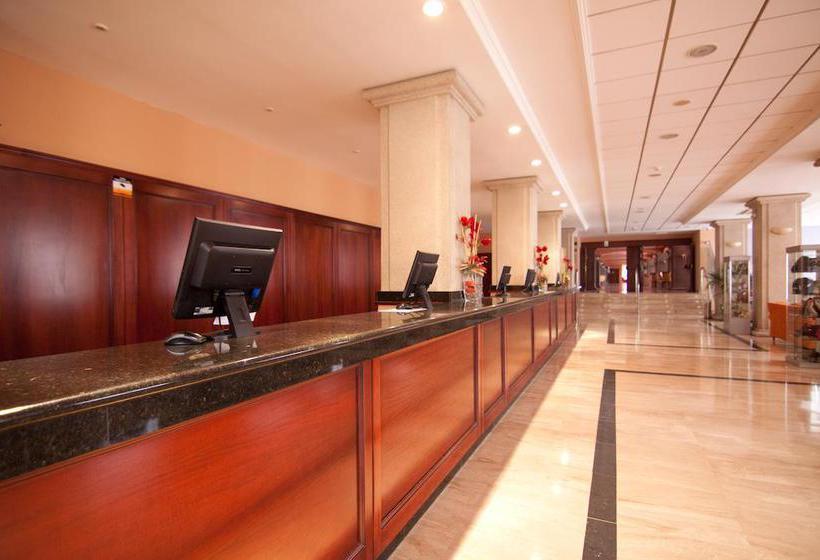 Recepción Gran Hotel Peñiscola Peñíscola