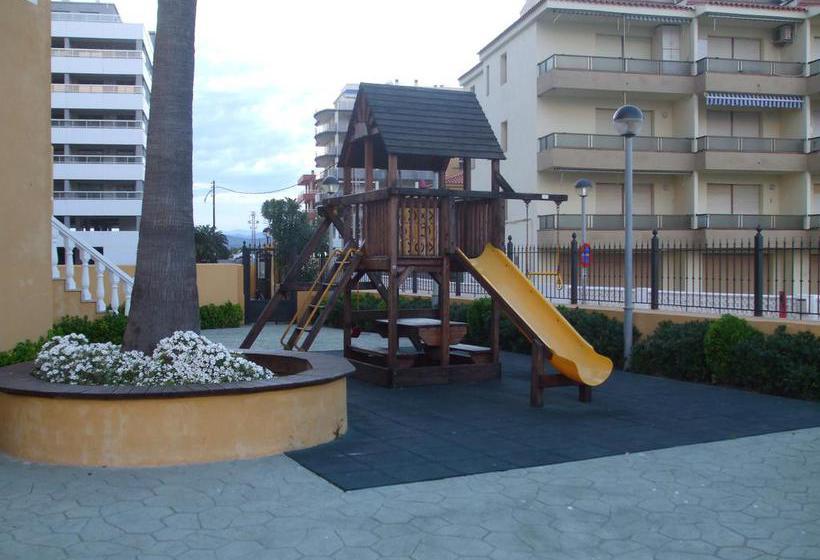 Instalaciones infantiles Gran Hotel Peñiscola Peñíscola