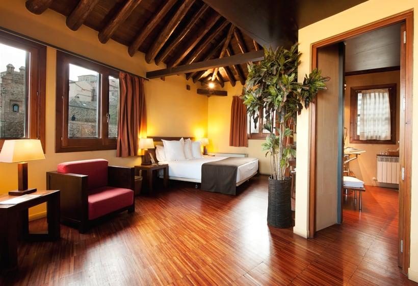 Hotel abad toledo en toledo desde 26 destinia - Apartamentos abad toledo ...
