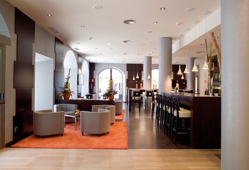 Cafetería Hotel Abba Rambla Barcelona