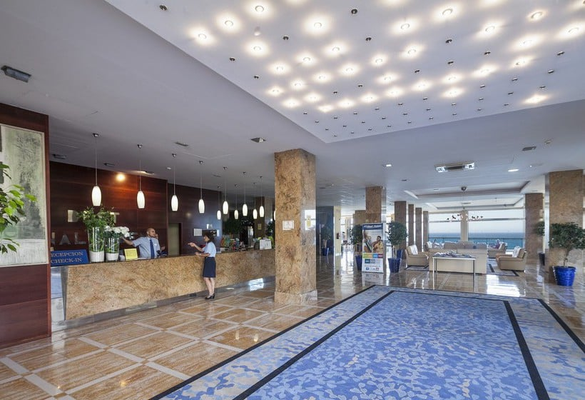 Recepción Hotel Best Benalmádena