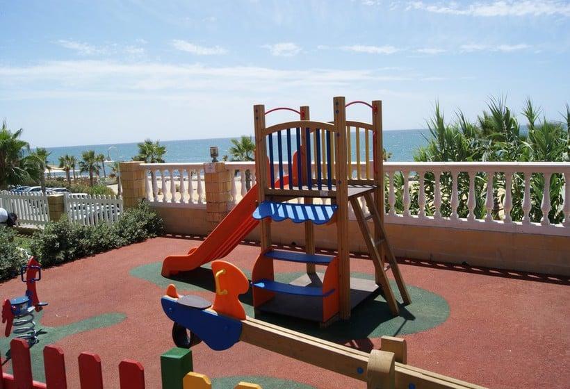 Instalaciones infantiles Hotel Best Benalmádena