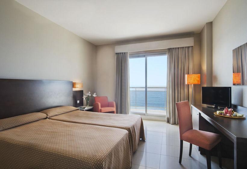 Hotel bah a calpe by pierre vacances en calpe destinia for Casas rurales alicante con piscina