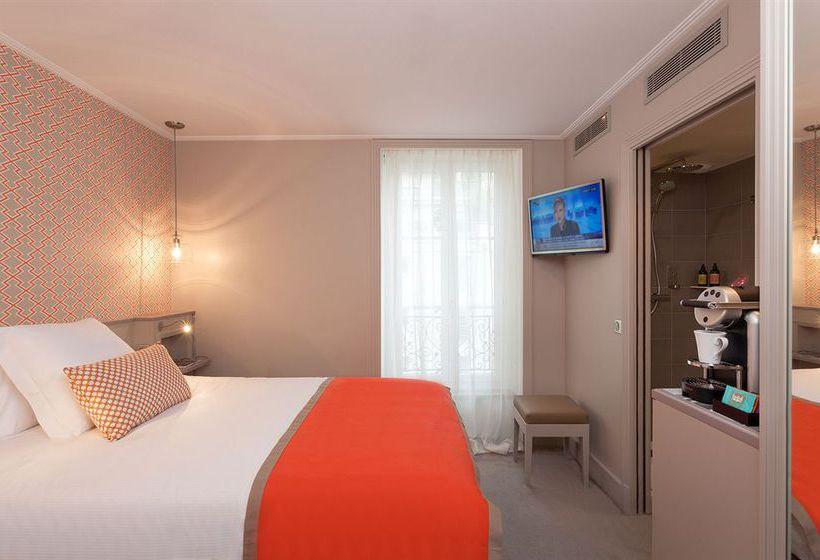 Hotel Derby Garibaldi París
